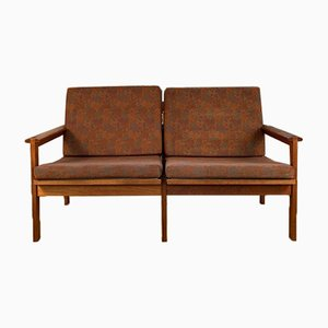 Mid-Century 2-Seater Capella Sofa by Illum Wikkelsø for Niels Eilersen