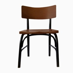 Husum Dining Chair by Fritz Schlegel for Fritz Hansen, 1930s
