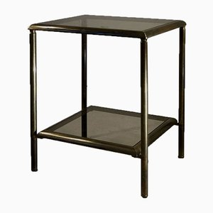 Bronze Side Table from Maison Jansen, 1970s