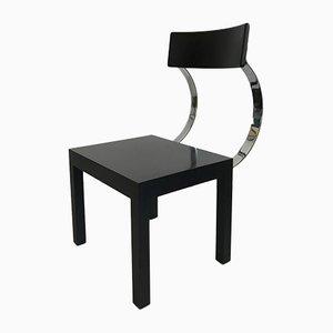 Madness Desk Chair by Giuseppe Terragni for Zanotta, 1987