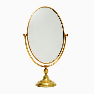 Vintage Brass Vanity Mirror from Peerage, 1960s