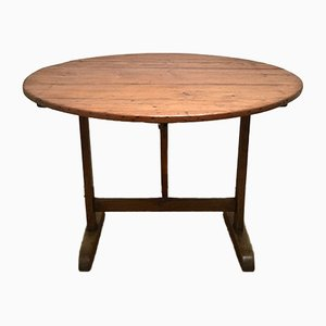 Mid-Century Winemaker's Table