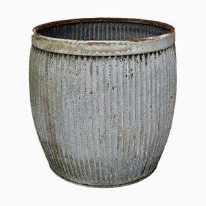 Vintage Galvanised Dolly Tub