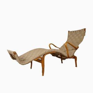 Chaise Lounge Pernilla 3 Mid-Century de Bruno Mathsson para Karl Mathsson