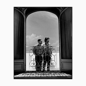 The Coen Brothers in Weiß von Kevin Westenberg für GALERIE PRINTS