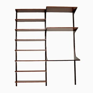 Danish Rosewood Royal Shelving System by Poul Cadovius for Cado, 1960s