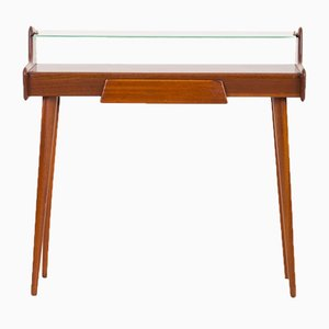 Mahogany Console Table by Carlo de Carli, 1950s