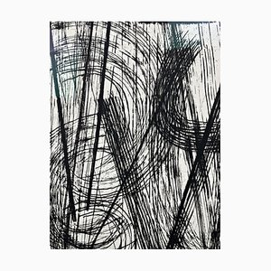 Etching 15 by Hans Hartung, 1953