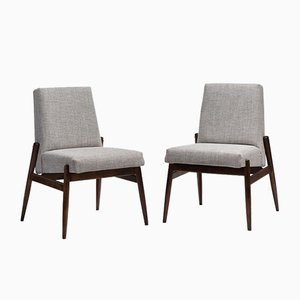 Model 300-227 Celia Armchairs from Zamojskie Fabryki Mebli, 1960s, Set of 2