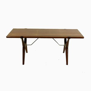 Scandinavian Modern Teak Coffee Table by Karl Erik Ekselius for JOC Vetlanda