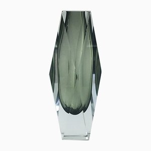 Large Murano Glass Vase from Alessandro Mandruzzato, 1970s