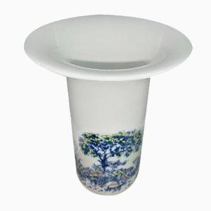 Porcelain Vase by Bjord Wiinblad for Rosenthal, 1970s
