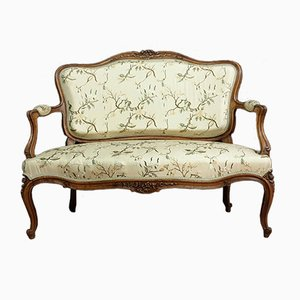 Louis XV Walnut Daybed