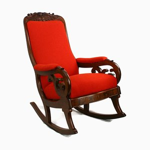 Rocking Chair by Bouncing Hare Creations for William W. Roberts