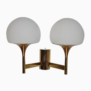 Double Wall Sconce by Gaetano Sciolari, 1960s