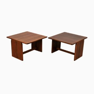 Coffee Tables by Tobia & Afra Scarpa for Maxalto, 1970s, Set of 2