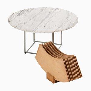 Table de Salle à Manger Modèle PK-54 par Poul Kjærholm pour E. Kold Christensen, Danemark, 1963