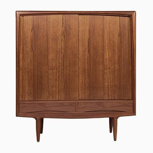 Mid-Century Danish Teak Cabinet from Axel Christensen, 1960s