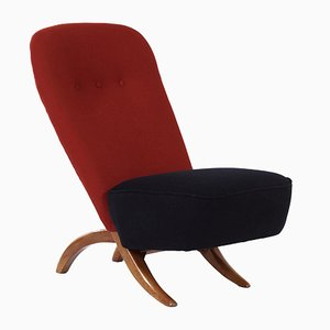 Mid-Century Congo Chair 1001 by Theo Ruth for Artifort, 1952