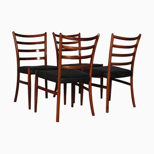 Rosewood Dining Chairs from Skovby, 1960s, Set of 4