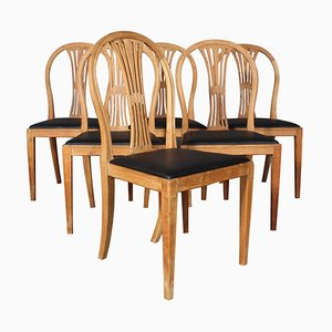 Dining Chairs from Frits Henningsen, 1930s, Set of 6