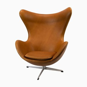 Model 3316 Egg Chair by Arne Jacobsen for Fritz Hansen, 1970s