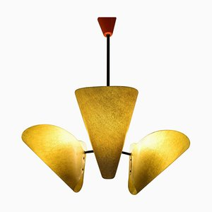 Mid-Century Chandelier by Josef Hurka for Napako, 1960s