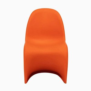Tangerine Panton Chair by Verner Panton for Vitra, 1999