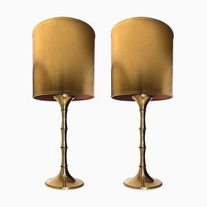 ML1 Table Lamps by Ingo Maurer for Design M, 1968, Set of 2