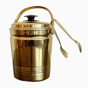 Golden Ice Bucket from Alfi, 1970s