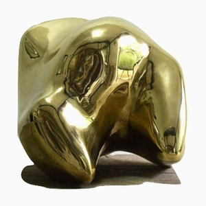 Skulptur von Yann Barrere, 2020