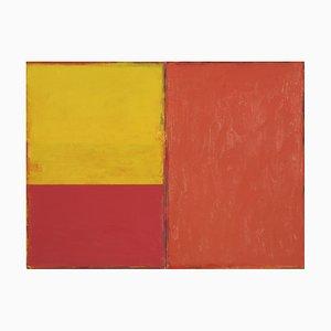 Broadside 1 Painting by David Lewis, 2020