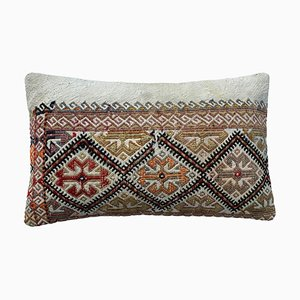 Vintage Turkish Kilim Cushion Cover