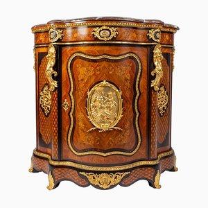 Napoleon III Style Rosewood Cabinet