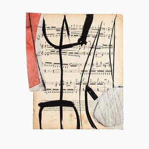 Musical Notes Mixed Media by Tommaso Cascella, 2009