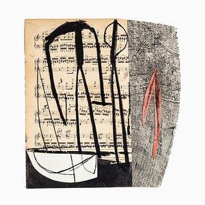 Musical Notes Mixed Media von Tommaso Cascella, 2009