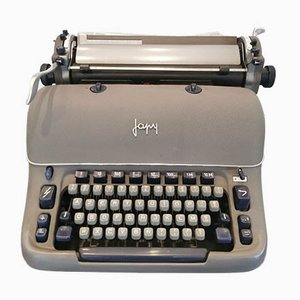 Vintage Japy Typewriter from Paillard