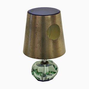 Lampe de Bureau Modèle 2228 avec Abat-Jour Tournant en Métal par Max Ingrand pour Fontana Arte, 1960s
