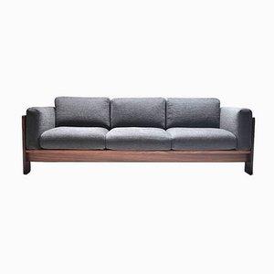 Mid-Century Rosewood Bastiano Sofa by Tobia & Afra Scarpa for Gavina, 1960s