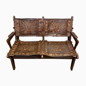 2-Seater Sofa by Angel Pazmino, 1950s