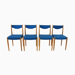 Esszimmerstühle von Ottensardt, 1960er, 4er Set