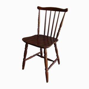 Chaise de Salon Modèle 186 Mid-Century en Bois par Poul M Volther pour Farstrup