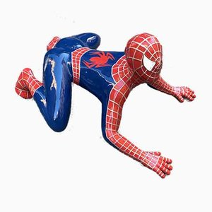 Spiderman Skulptur, 2000er