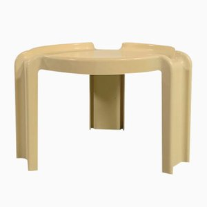Low Side Table by Giotto Stoppino for Kartell, 1970s