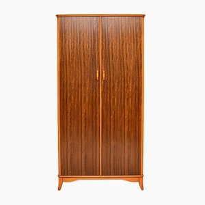 Walnut Wardrobe from Vesper, 1950s