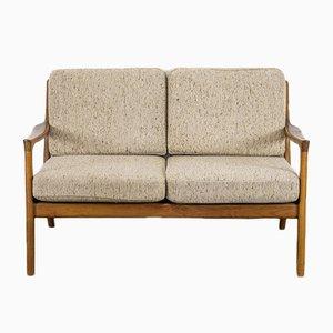 Danish Teak 2-Seater Sofa by Juul Kristensen, 1900s