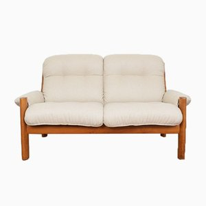 Mid-Century Norwegian Teak Sofa from Ekornes, 1970s.
