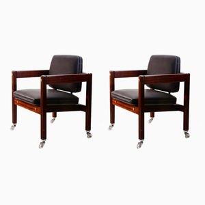 Moderne Kiko Sessel von Sergio Rodrigues für Sergio Rodrigues, 1960er, 2er Set