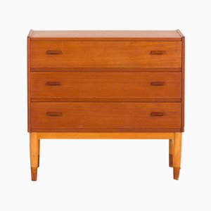 Danish Chest of Drawers by Carl Aage Skov, 1960s