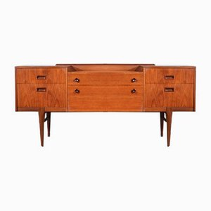 Teak Console Table from Nathan, 1960s